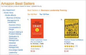 Best Seller in Business Leadership Training